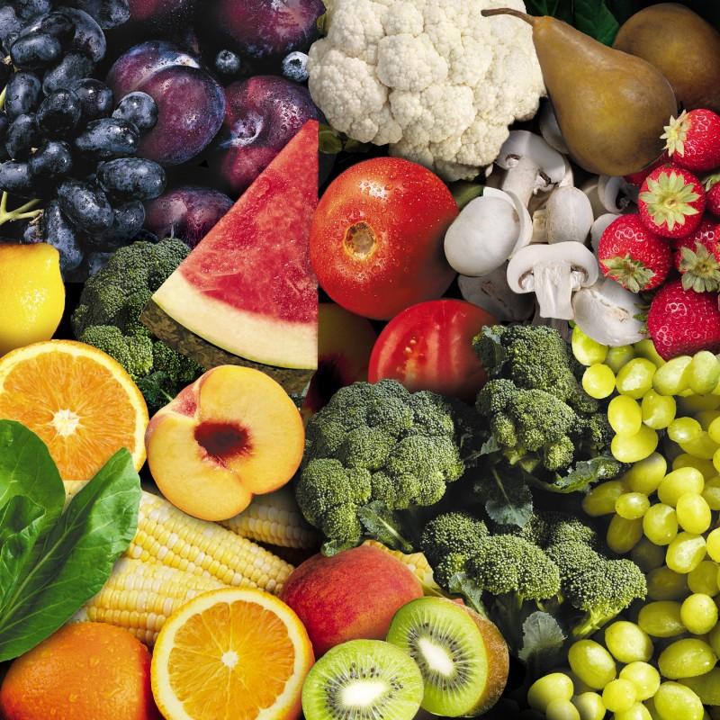 Frugt og grønt fordele