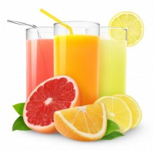 Træning under en juicekur