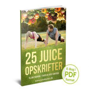Slow Juicer Opskrifter Bog : Juice og Motion er en rigtig god kombination til bedre traening